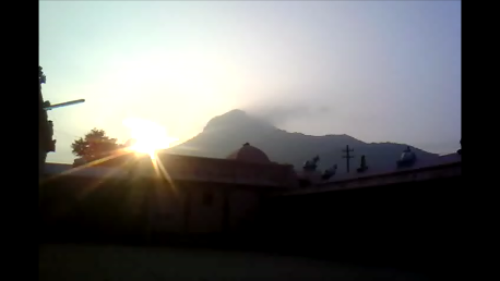 Arunachala_Sunrise