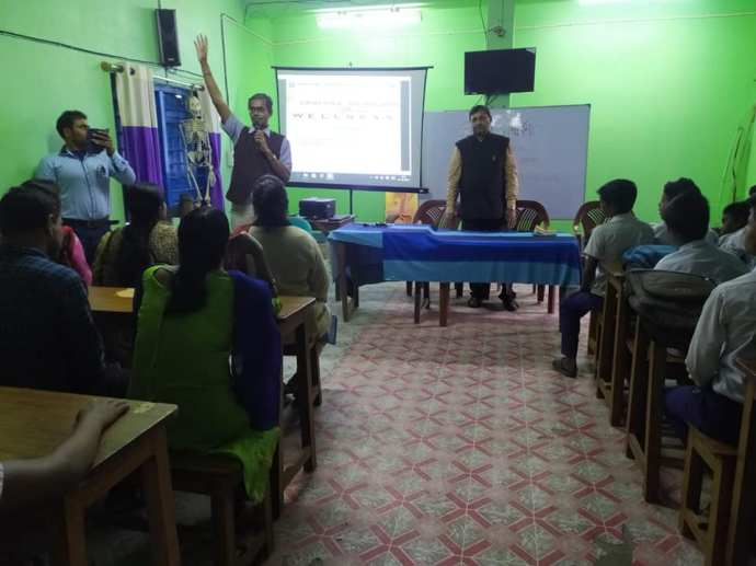 Sri Joydip Ashram Social Projects